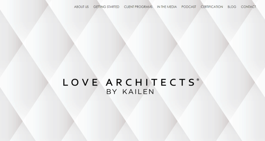 Love Architects review