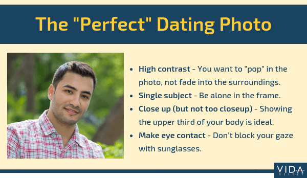 perfect dating photo