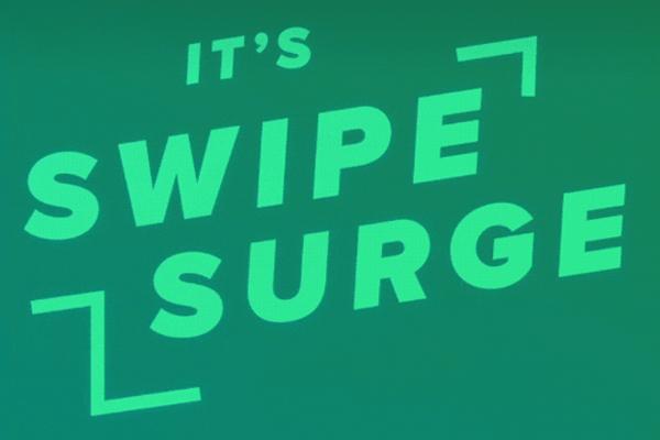what is Tinder Swipe Surge