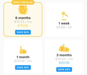 bumble boost cost