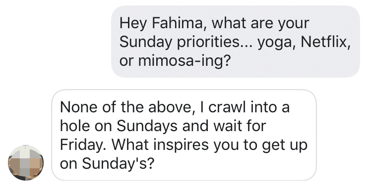 good opener for Facebook dating