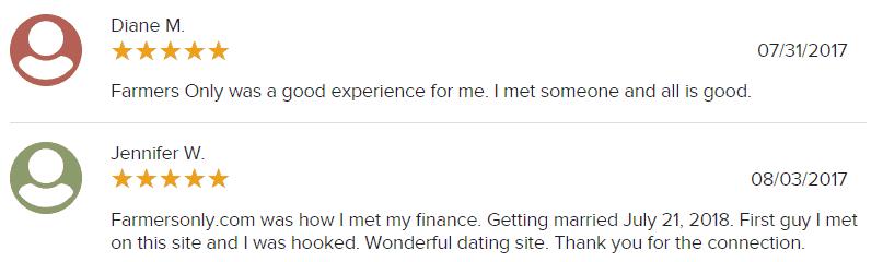 FarmersOnly BBB reviews