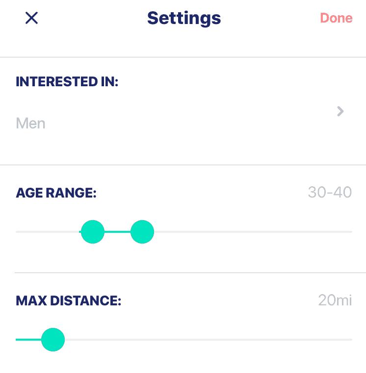 Ship match criteria