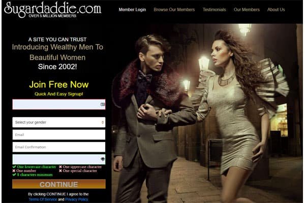 Best Sugar Daddy Websites
