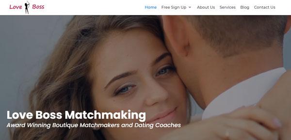 Love Boss Matchmaking