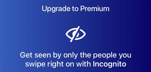 Bumble Premium Incognito