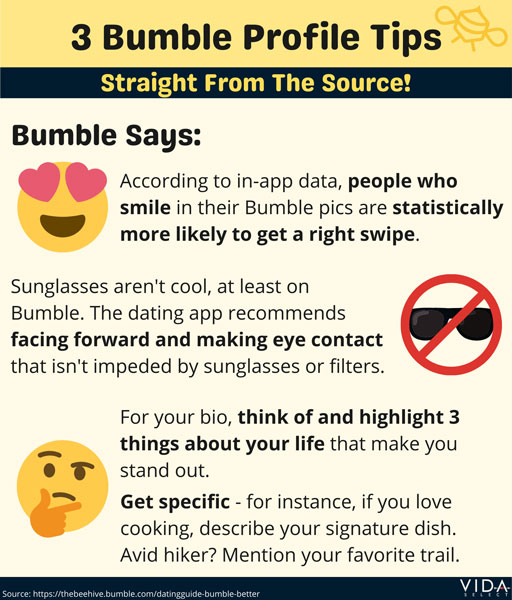 Bumble Profile Tips Based on Bumble Data