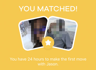 Match on Bumble