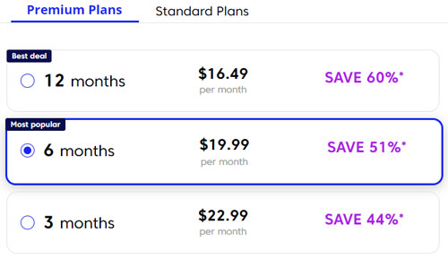Match Premium Cost