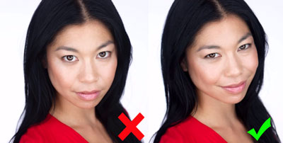 how to squinch tip from Peter Hurley