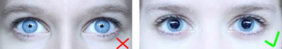 pupil size dating pic tip