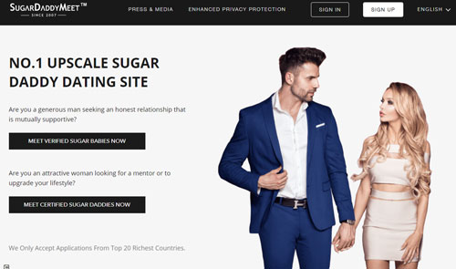 Sugar Daddy Meet sugar site