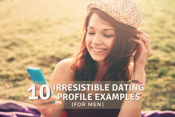 profilul de dating masculin