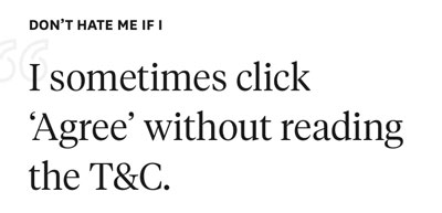 Funny Hinge prompt example