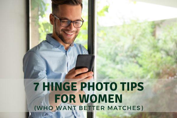 Hinge photo tips for women