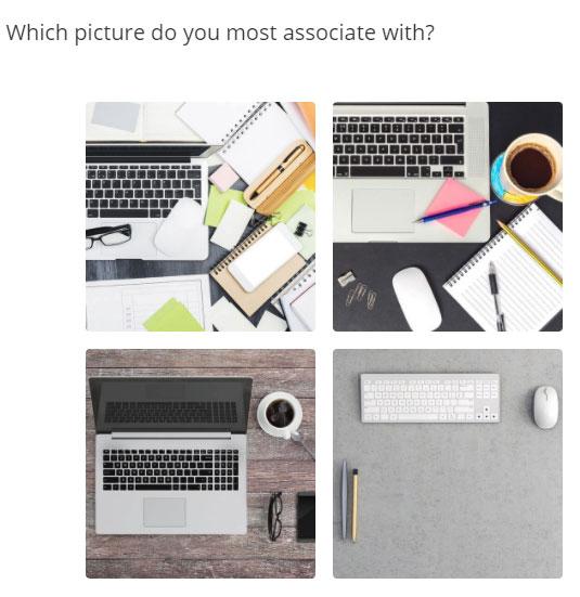 EliteSingles visual compatibility question example